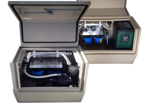 R1.12 E.sybox Deluxe and Elite Pump and Filtration System R1.12